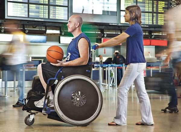 O objetivo da nova Resolução, segundo a Anac, é melhorar o  atendimento nos aeroportos a passageiros com necessidades especiais